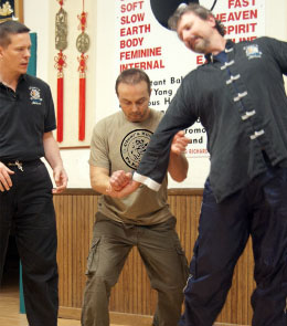 Adults Class - Self Defense Fundamentals